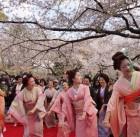 芸者ごっこ 上野公園